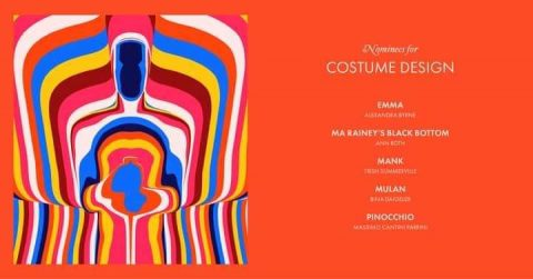 المرشحين لجائزة أفضل تصميم أزياء
