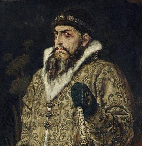 القيصر إيفان الرابع