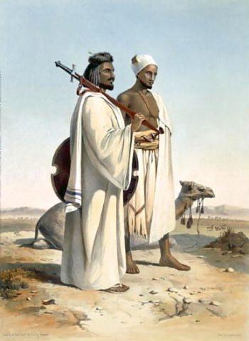 المجتمع البدوي العشائري في السودان