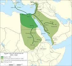 دولة محمد علي وحملته في السودان ونجد والحجاز