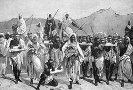 تسخير السودانيين في العمل
